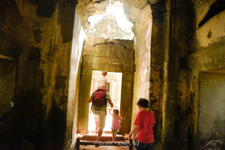 Meriah Nichols Ta Prohm Angkor Wat -5