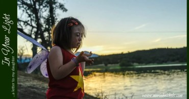 In Your Light: A Letter to my Daughter (with Down syndrome) on the Occasion of her 7th Birthday