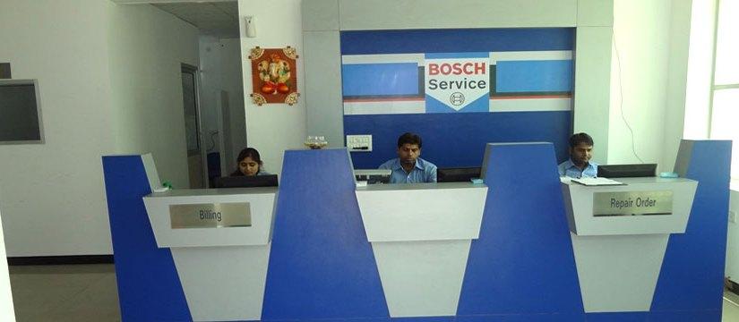 Bosch Car Service Centres in India