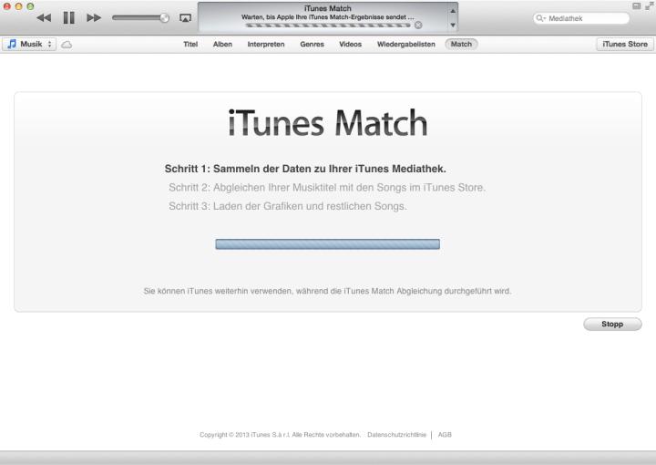 Erfahrungen: Ein Jahr iTunes Match im Einsatz