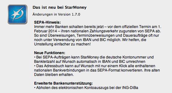 StarMoney bewerten