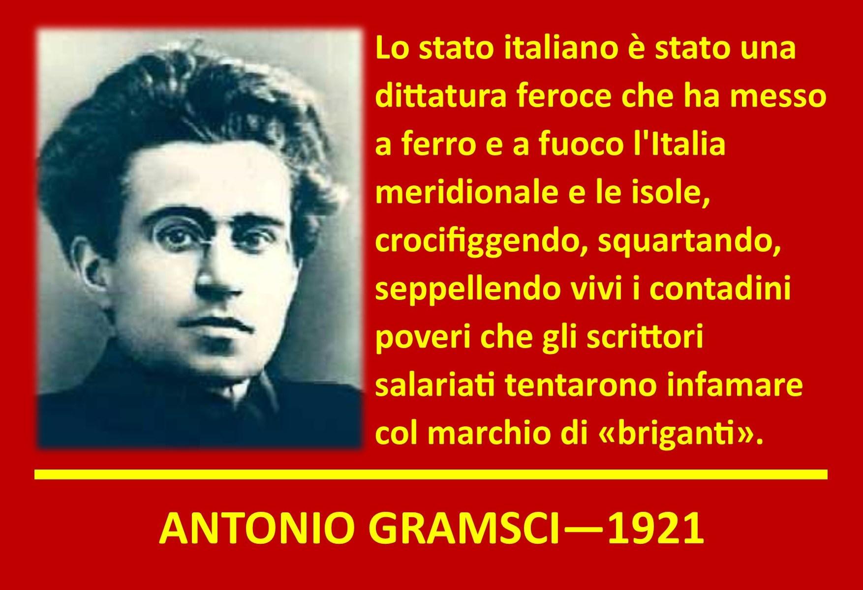memoria - Gramsci sui massacri