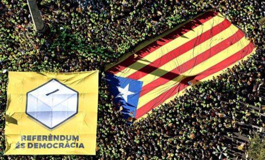 Catalogna - democrazia e voto