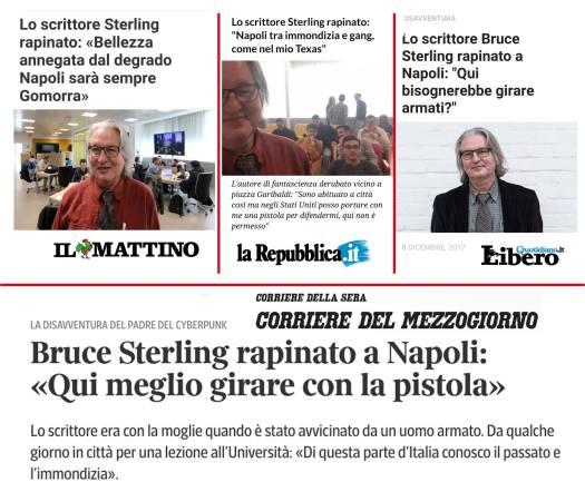 lo sputtana napoli - Maurizio Zaccone