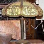 Edward Miller lamp