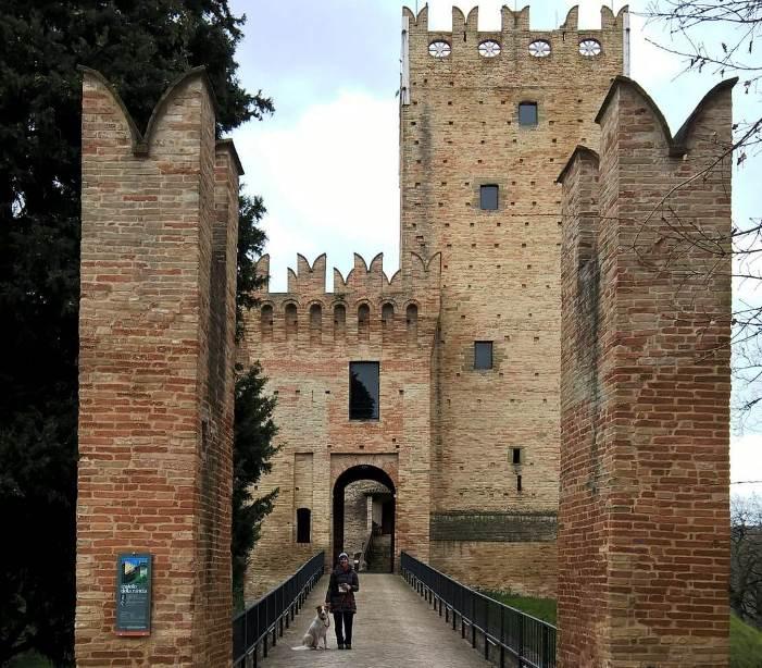 Castello Della Rancia Cani