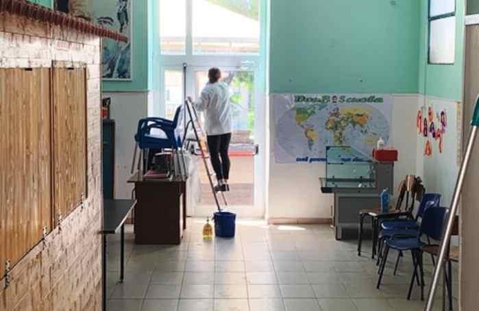 Pulizia Locali Dopo Lavori In Muratura