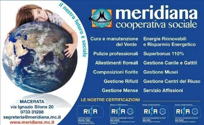 Corriere Adriatico Meridiana Cooperativa Sociale