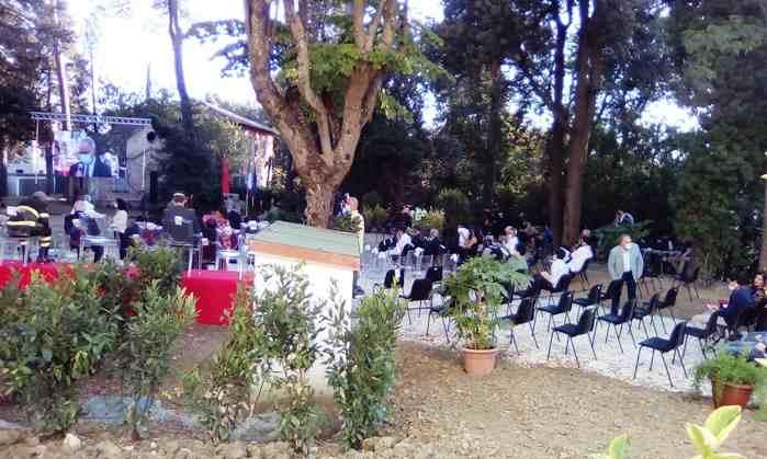 Inaugurazione Villa Lauri Macerata