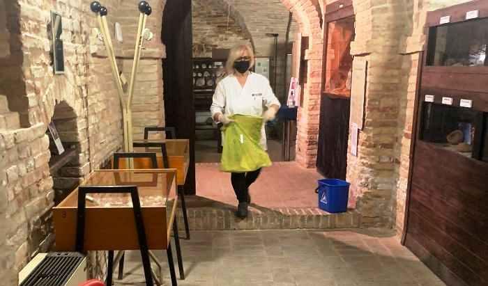 pulizie dei musei a Macerata-1