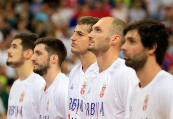 POVRATAK TRADICIJI: Košarkaši Srbije u legendarnim dresovima!