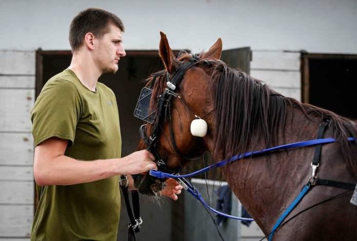 JOKIĆ NA HIPODROMU: As Denvera iznerviran zbog diskvalifikacije konja