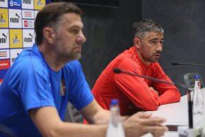 Krstajić i Kolarov pred nastavak kvalifikacija i put u Ukrajinu