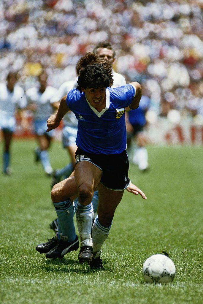 """DAN BOŽJE RUKE: Pre 33 godine Maradona je dao """"gol svih golova""""!"""