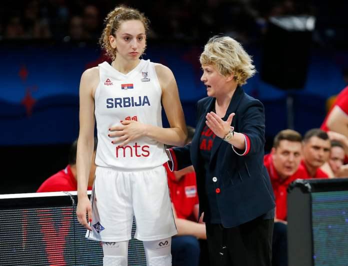STVARNO SU KRALJICE Košarkašice Srbije osvojile bronzu na EP