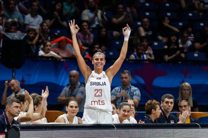 PROBLEM ZA KRALJICE Bez Ane Dabović u polufinalu protiv Španije?!