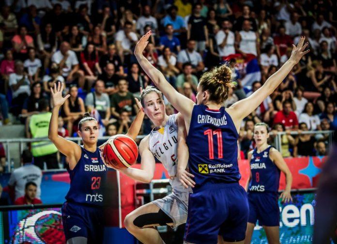 KOŠARKAŠICE = KRALJICE: Ako treba i na glavu da se bacimo za Srbiju