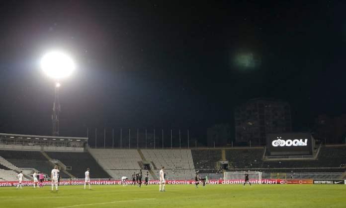 CRNO-BELI HEROJ TOŠIĆ Partizan nosi minimalan kapital u Molde