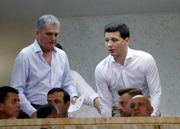 ROLERKOSTER Partizan razbijao Malatiju, strepeo, pa zakoračio u plej-of