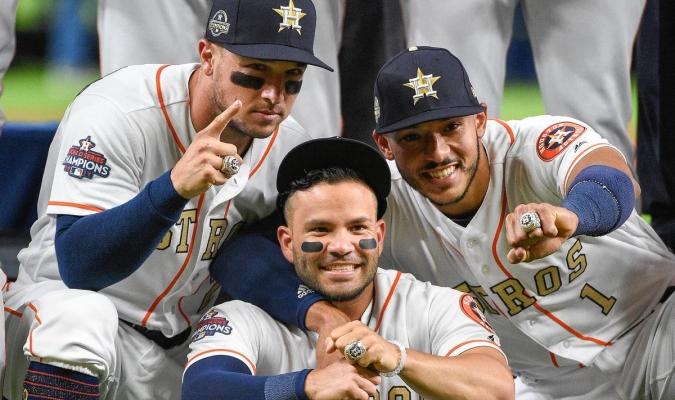 Resultado de imagen para Astros ya tienen mejor marca