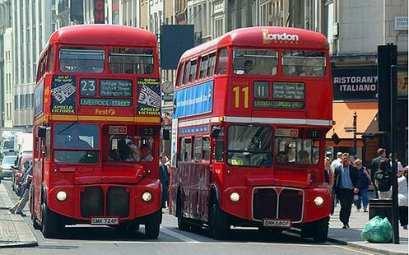 Buses de Londres