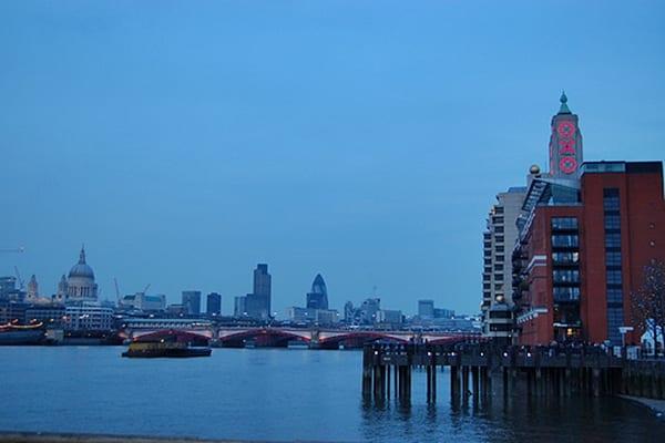 southbank. London