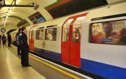 Wifi en el metro de Londres