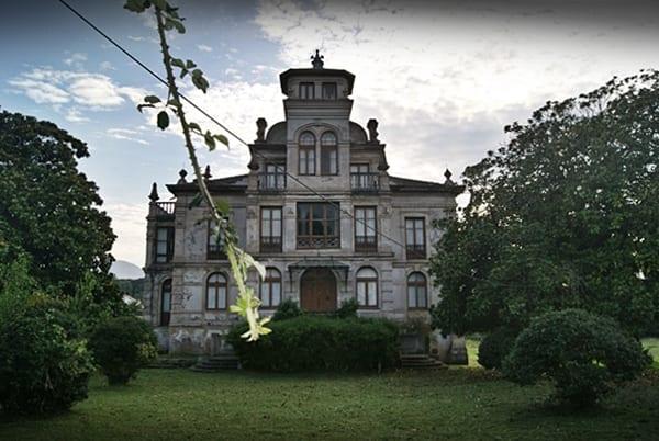 Casa de El Orfanato