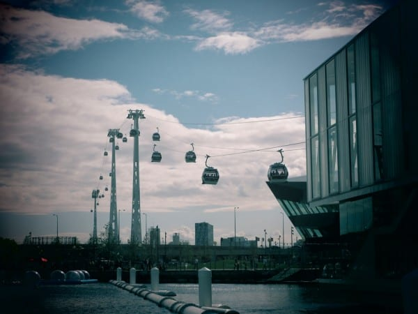 Teleférico de Londres