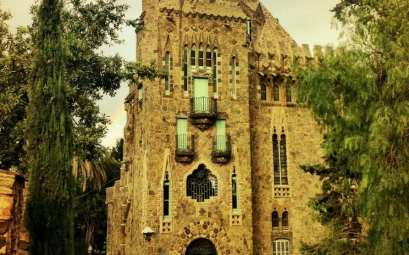 Torre de Bellesguard, Gaudí, Barcelona