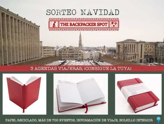 concurso The Backpacker Spot