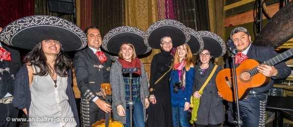 mariachis en el #mexicanspiritsculture