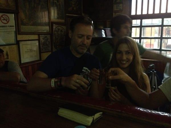 Cantina, México