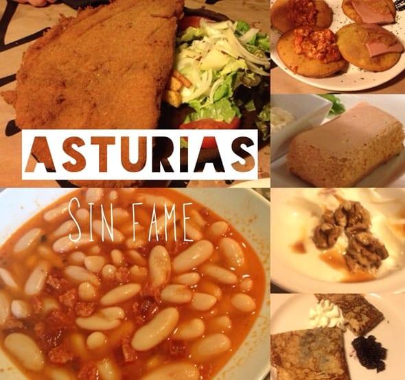 gastronomía de Asturias