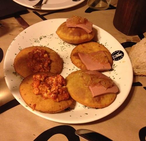 Tortos de maíz, gastronomía asturiana
