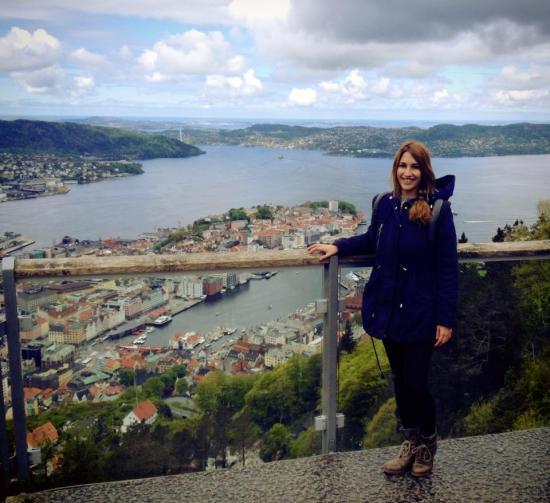 Floyen, Bergen
