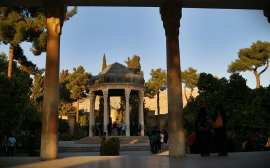 Mausoleo Hafez, Shiraz