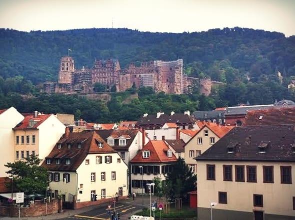 heidelberg, castillo
