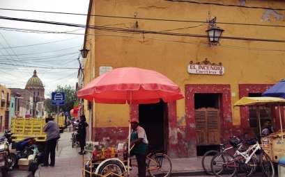 Cantina El incendio, Dolores Hidalgo