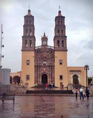Iglesia de Dolores Hidalgo, México