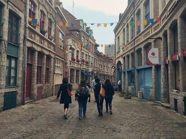Lille, Norte Paso de Calais