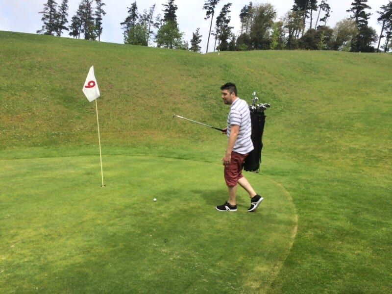 Golf en Mungia