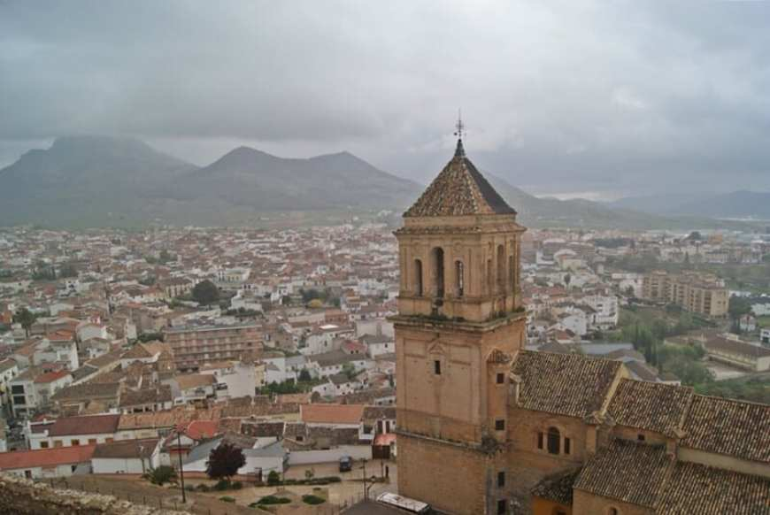Castillo Alcaudete, Jaén