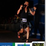 Steve trained for his triathlon with Coach Sandy Ziya of Meridians & Marathons