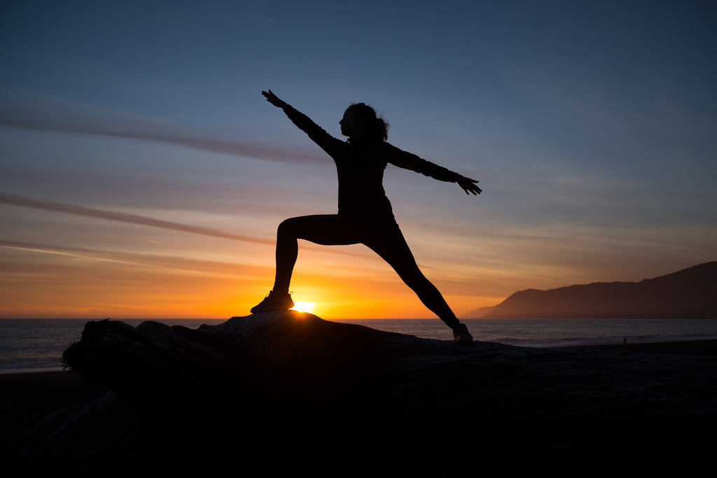 Meridians and Marathons offers private yoga sessions