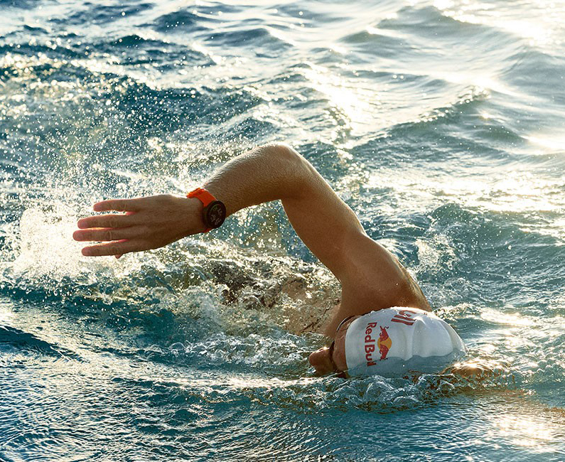 Sandy Ziya of Meridians and Marathons gives swimming tips to improve your technique