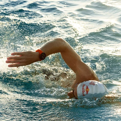 Sandy Ziya of Meridians and Marathons shares swimming techniques