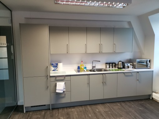 ArtiCAD chooses Meridien Interiors to supply new head office kitchen