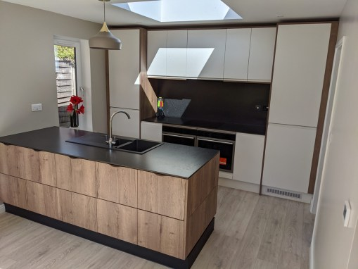 Modern Fitted Kitchen in Christchurch