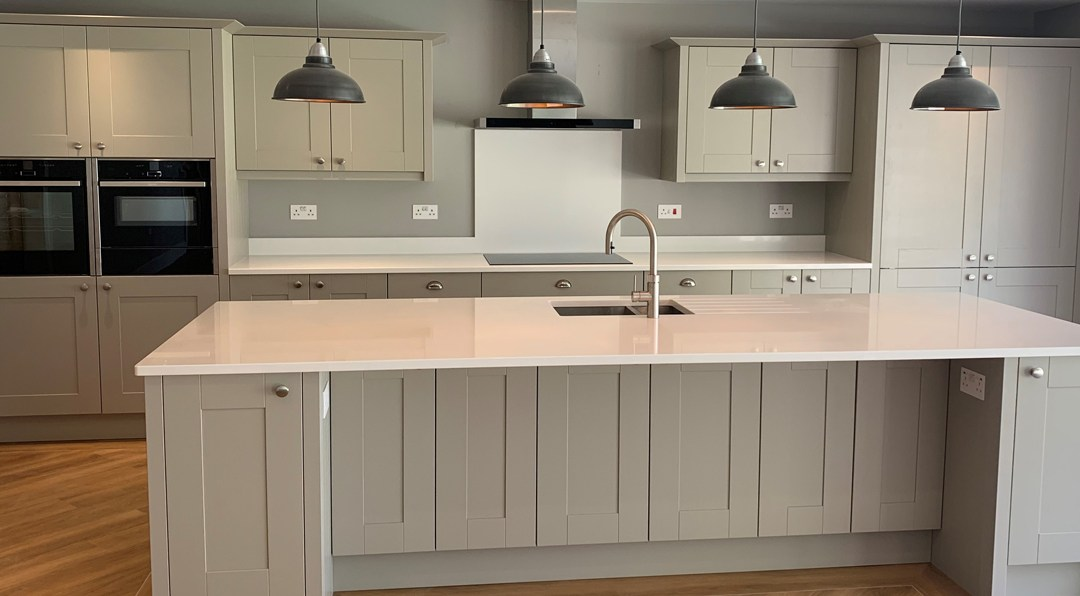 Classic Kitchen New Build Development – Ringwood